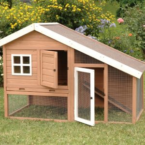 Cape Cod Chicken Coop Rabbit Hutch