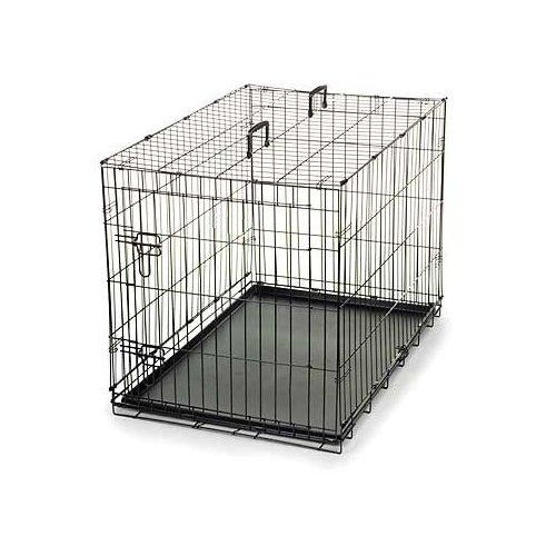 Folding Wire Dog Crate | Folding Wire Crate Extra Large Buy And Sell Hunting Dogs