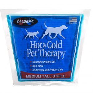 Medium Tall Stifle Pet Therapy Gel Pack